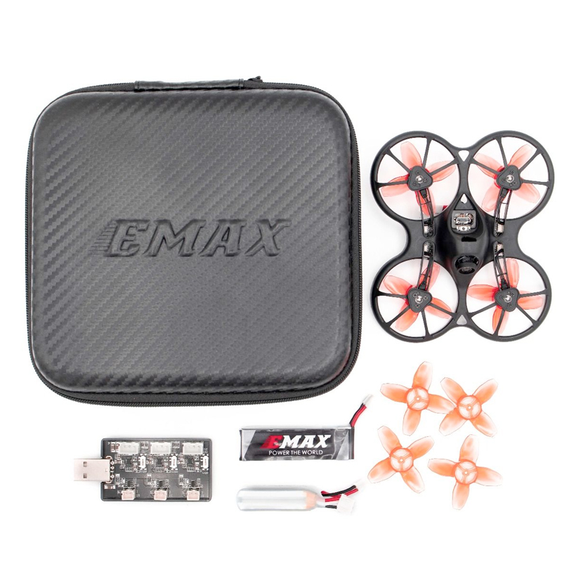 Emax Tinyhawk S 2s Whoop, Fpv Quad, Racing Drone