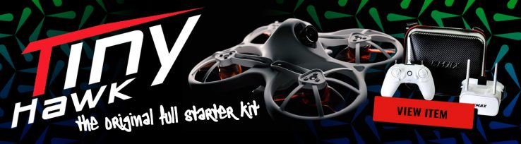 emax tinyhawk fpv drone quad full starter kit
