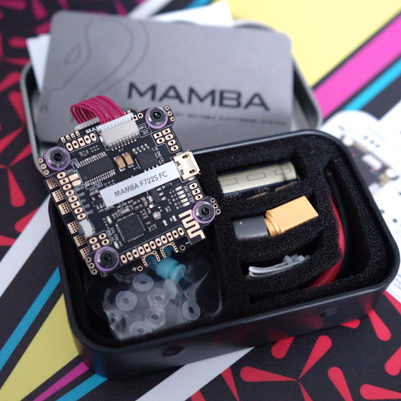 Diatone Mamba F7 Stack