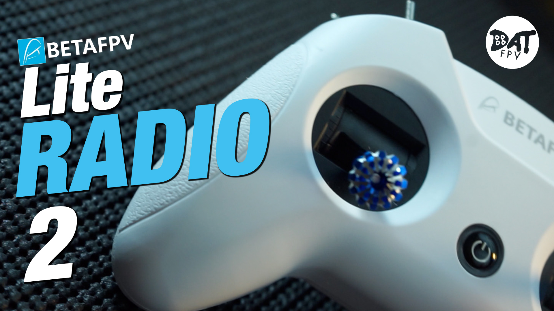 Betafpv Lite Radio 2 Instructions