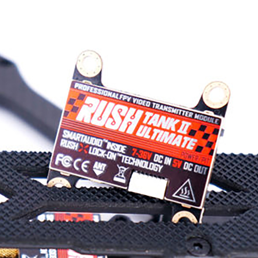 The RUSH Tank II (2) Is A High-quality 5.8GHz VTX (this Is Te NEW One)