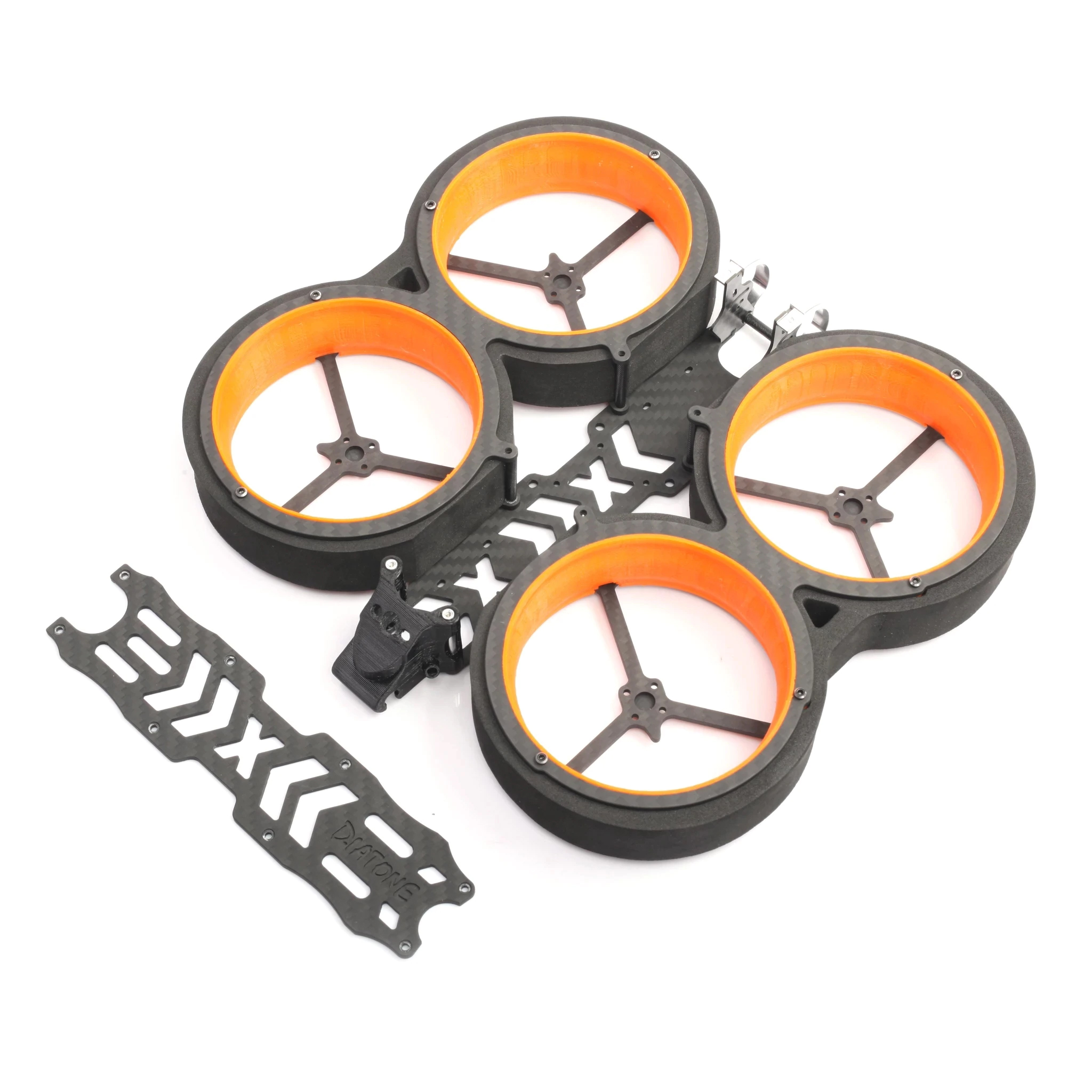 DIATONE TAYCAN MX-C Frame Kit 3 Inch CINEWHOOP – FRAME ONLY
