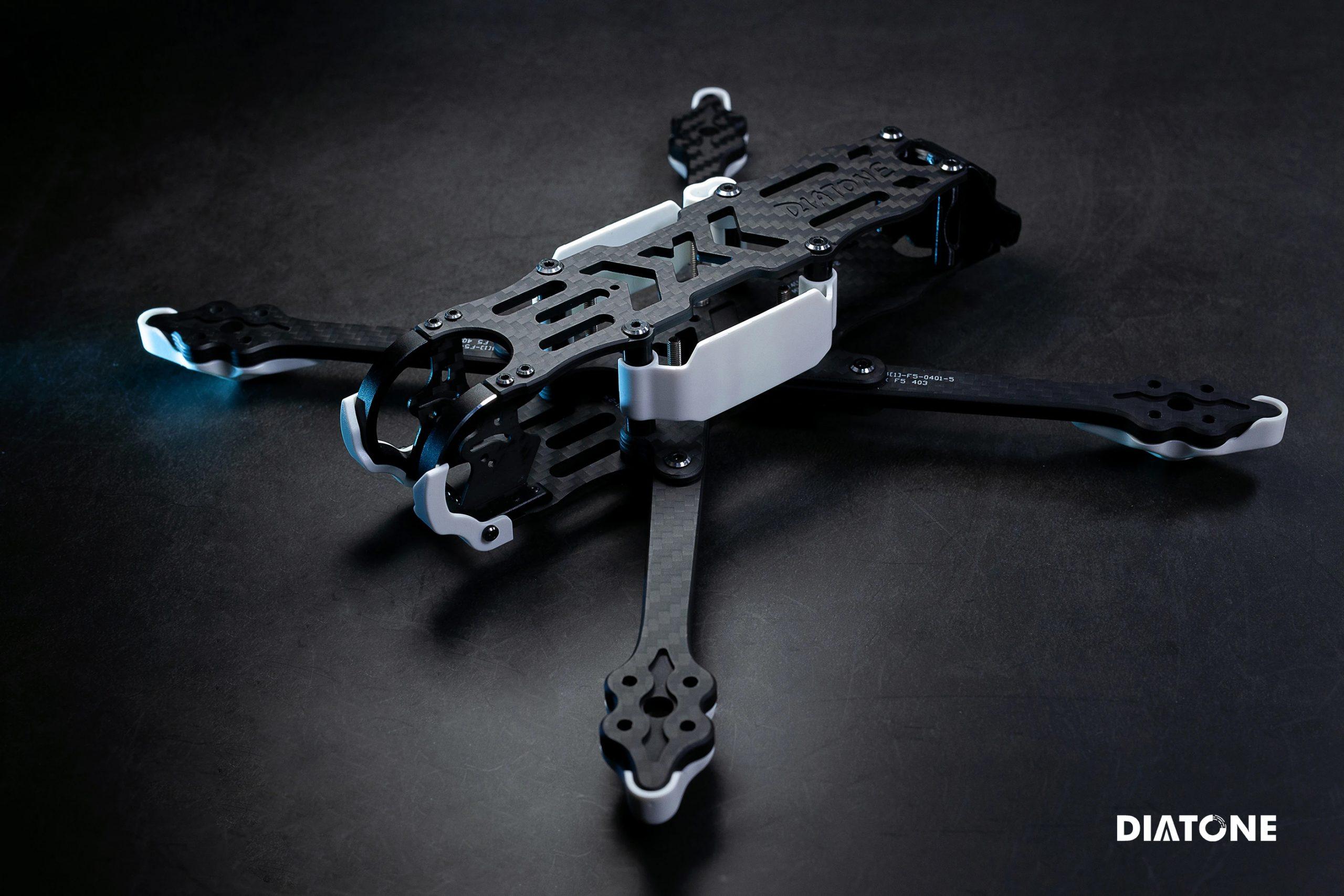 DIATONE Roma F5 5inch Freestyle Frame Kit (dji & Standard)